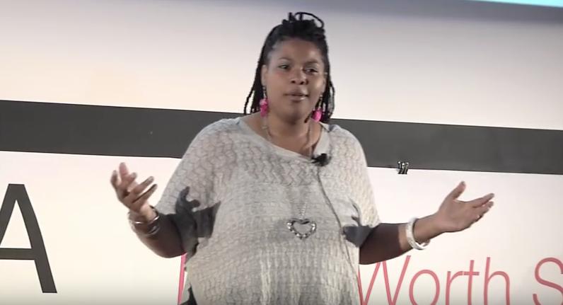 Spoken word performance|Azure Antoinette
